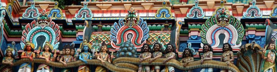 The temple of Chidambaram