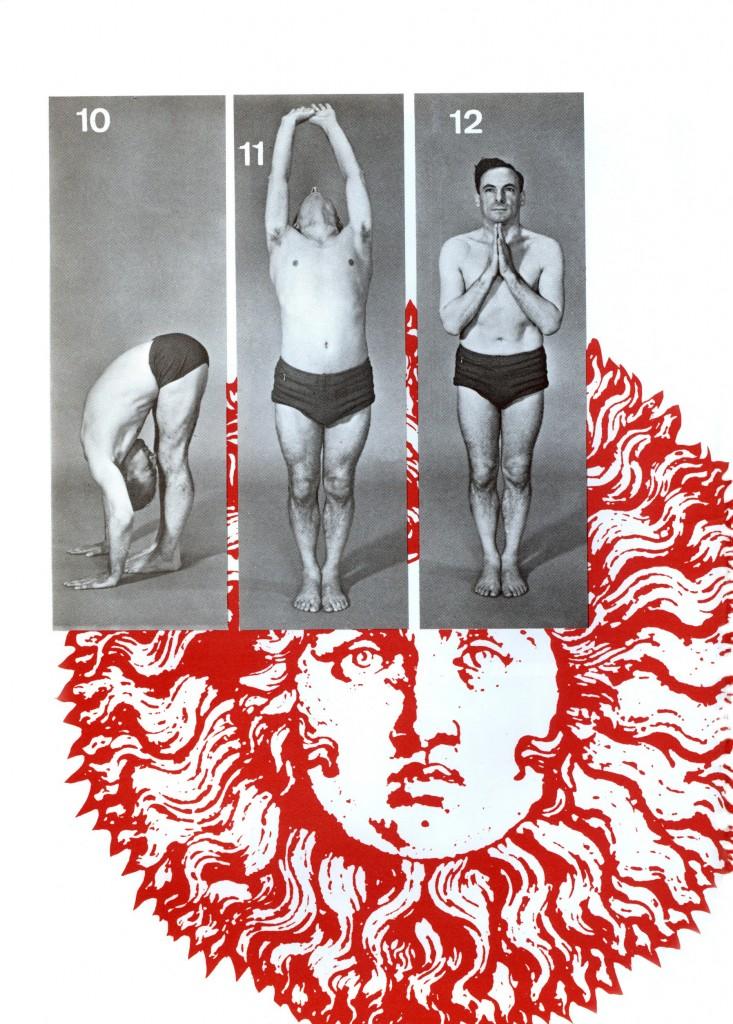 Sūryanamaskā, André Van Lysebeth
