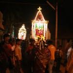 Mahabalipuram , parade Catholic