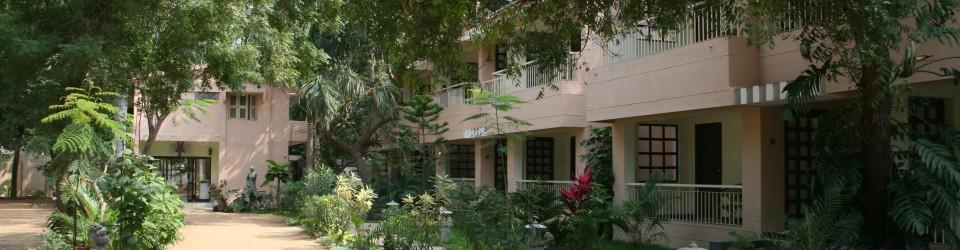 Pallava Dynasty Hotel