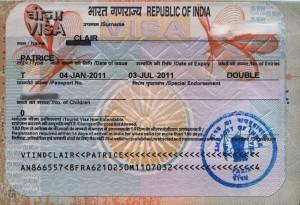 Visa India
