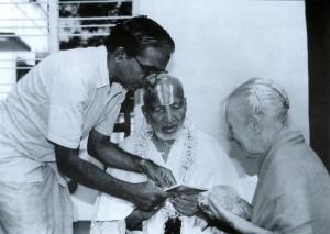 Krishnamacharya & Desikachar & Indra Devi