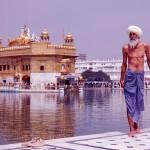 Sikh, The Golden Temple in Amritsar
