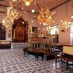 Synagogue of Cochin in Kerala