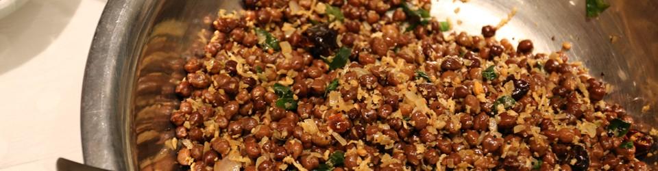calque-Mediterranean chick peas