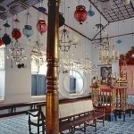 Synagogue in cochin, Kerala