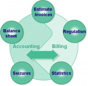 schema comptable EN