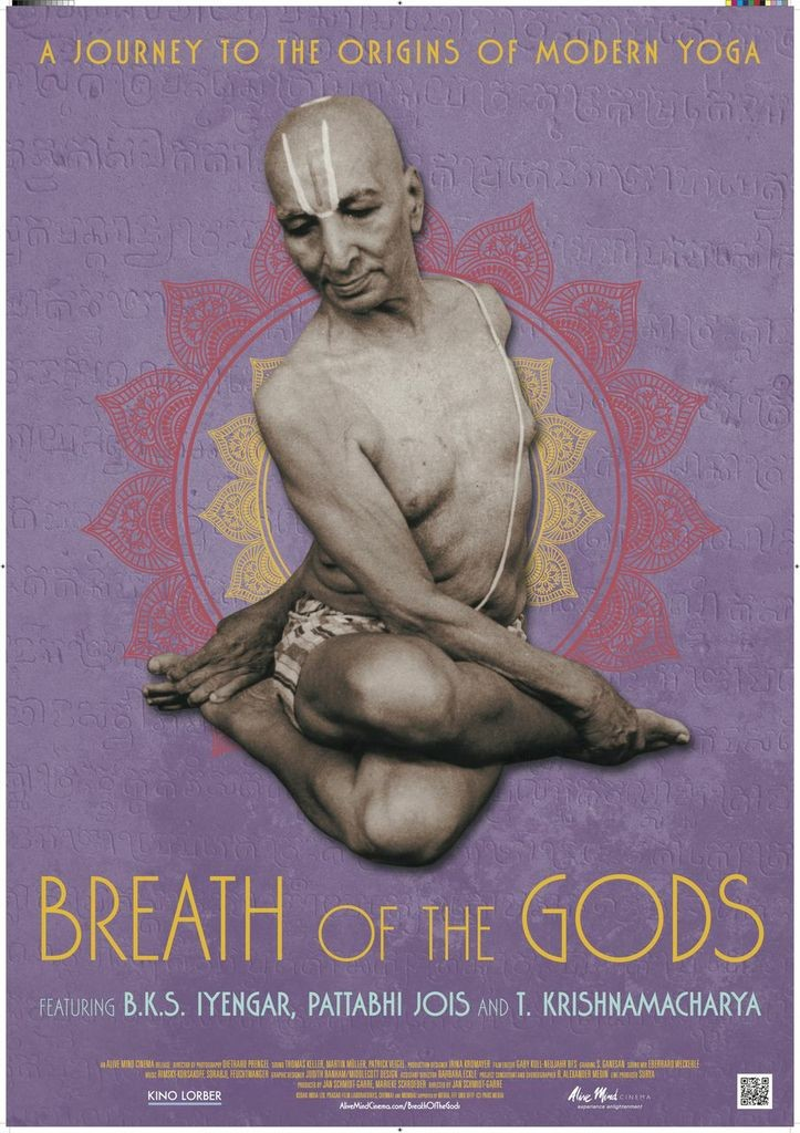 breath of the gods poster