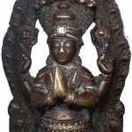 Sri Patanjali bronze