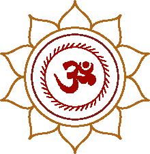Om-mandala