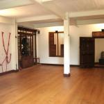 La salle de Yoga de l'Ashtanga Yoga Institute