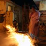 Ashtanga Yoga Pongal Mahabalipuram Feu