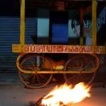 Mahabalipuram, le feu du Pongal