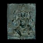 Chennai la galerie d'art nationale, Brahma stone