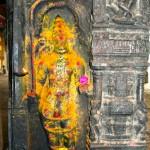 Cheyyur, temple Hanuman