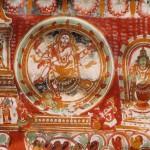 Chidanbharam, peinture murale