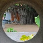 Cholamandal artists' village,  stone granit