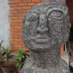 Cholamandal artists' village, granit