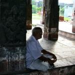 Ekambareshvara Temple, le Mandapa