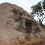 Mahabalipuram, la grotte du Tigre