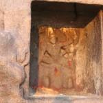 Mahabalipuram, Shiva Mandapa