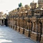 Kanchipuram,Kailashanatha Temple-