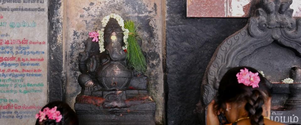 Chennai, Kapaleeshwarar Temple, Ganesh