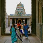Chennai, Kapaleeshwarar Temple, entrance
