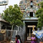 Chennai, Kapaleeshwarar Temple, smal Gopuram