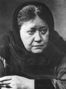 Société Théosophique, Madame Blavatsky_a