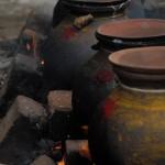 Mahabalipuram Pongal cuison du riz_c