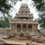Mahabalipuram, Five Ratha Parashurama Temple