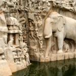 Mahabalipuram_La descente du Gange_aaa