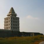 Photos JC Inde  janvier 2007 Gingee Vedantangal Mahabalipuram 123