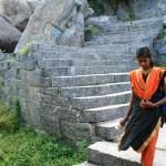 Photos JC Inde  janvier 2007 Gingee Vedantangal Mahabalipuram 155