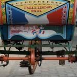 Pondichery, cyclo-pousse