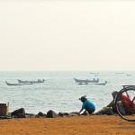 Pondichéry, un petit peu de France en Inde…