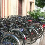 Pondichery et ses nombreux vélos