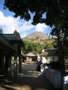 Sri Ramana Maharshi Ashram, Arunachala