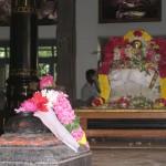 Tiruvannamalai, Sri Ramana Maharshi Ashram, Temple