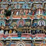 Le temple de Chidambaram