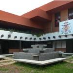 Le Pavillon tibétain à Auroville