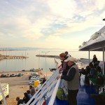 Depart du Ferry de Rafina pour Andros Island
