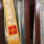 Etôle du prêtre aux couleurs liturgiques