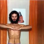1973, jeune prof de Yoga,  JC Garnier