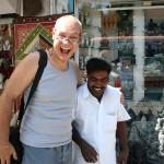 JC Garnier en Inde 2009