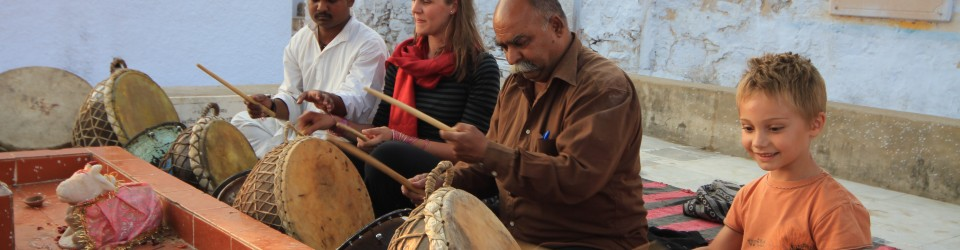Les différentes formes de musique en Inde