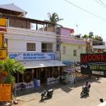 Blue Elephant Restaurant à Mahâbalipuram