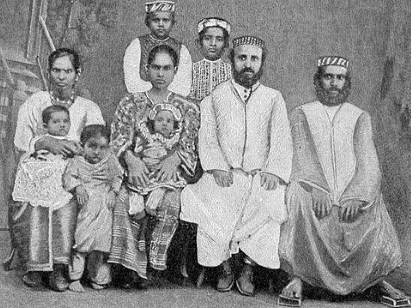 Jews de Cochin, Inde