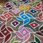 Signification des Rangoli(s), un art éphémère